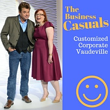 The Business Casuals logo