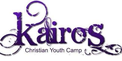Kairos Christian Youth Camp 2019
