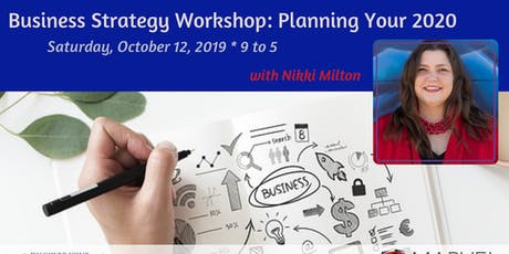 Business Strategy Workshop: Planning Your 2020 tickets