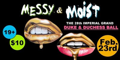 Messy & Moist: The Double D Ball