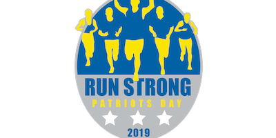 2019 Patriots Day 1 Mile, 5K, 10K, 13.1, 26.2 - Amarillo