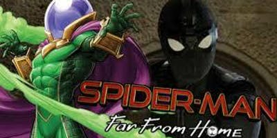 Spider-Man: Far From Home Movie Night!