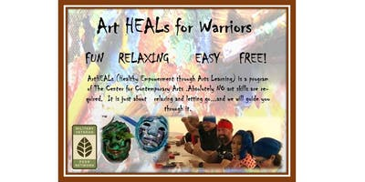 Art Heals for Warriors