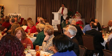 """CHAMBER HOLIDAY LUNCHEON - """"GET IN THE HOLIDAY SPIRIT!"""" tickets"""