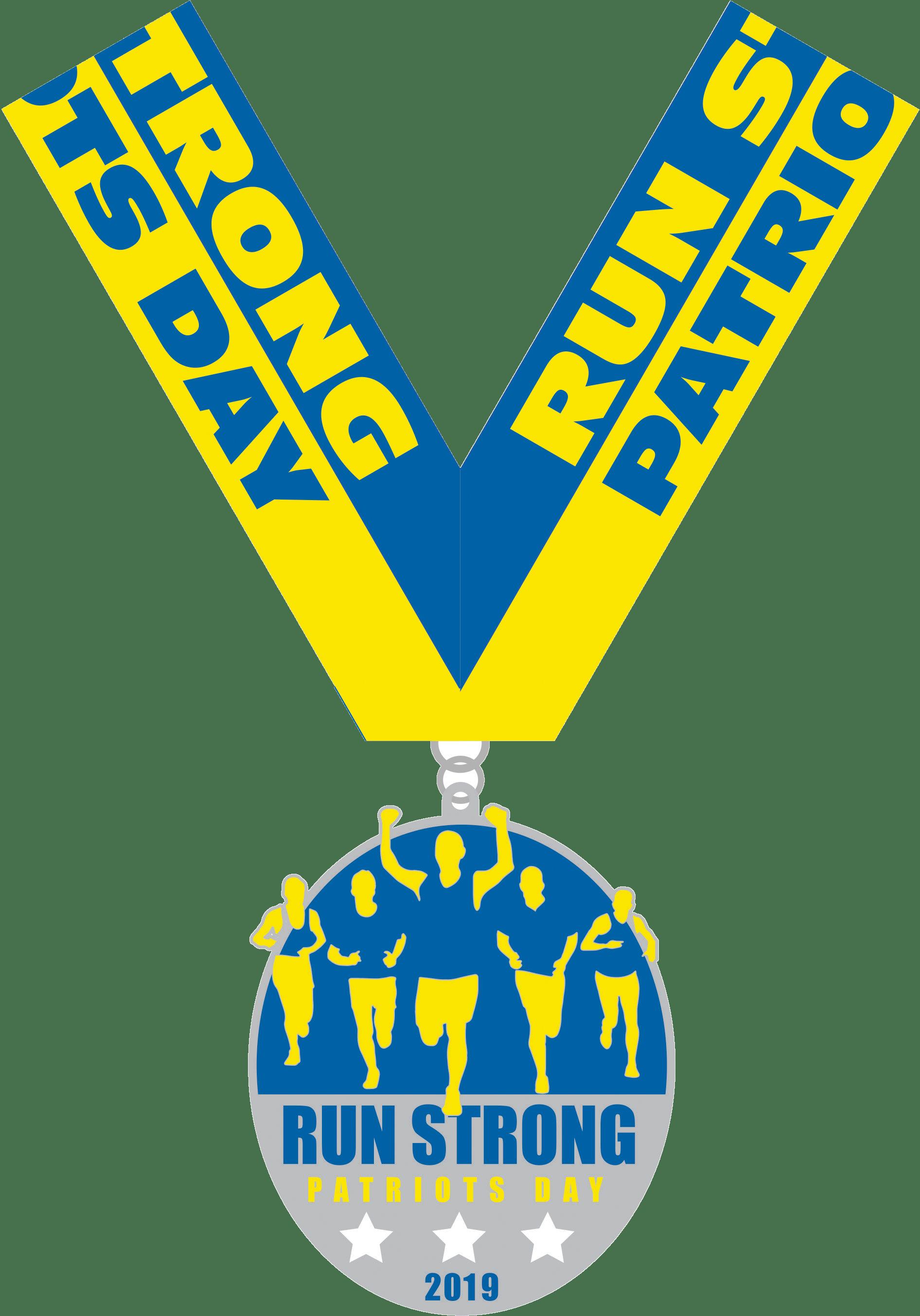 2019 Patriots Day 1 Mile, 5K, 10K, 13.1, 26.2 - Phoenix