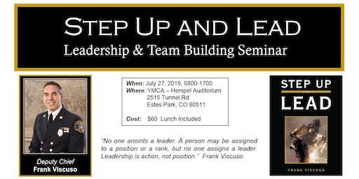 Step Up and Lead Seminar - Frank Viscuso