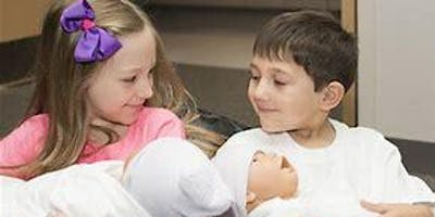 Sibling Class at Jordan Valley Medical Center