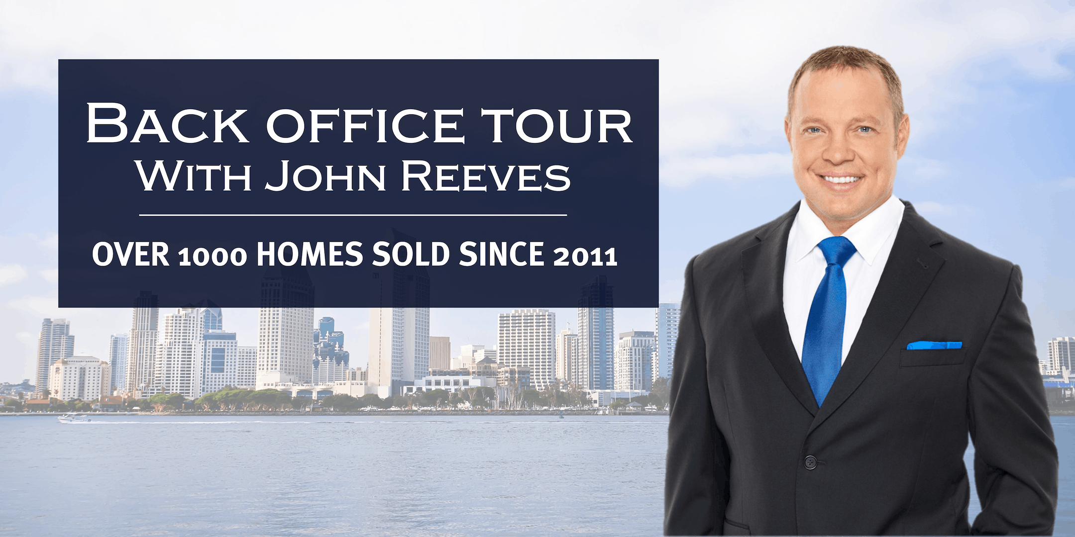 Back Office Tour with John Reeves - January 23rd