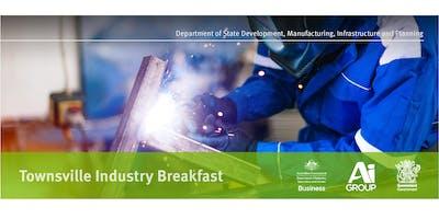 Townsville Industry Breakfast - 19 June 2019