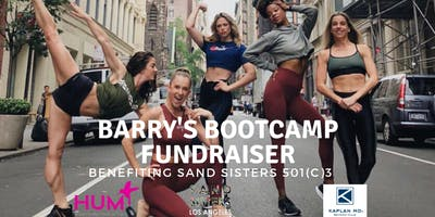 Barry's Bootcamp | Sand Sisters Fundraiser Workout