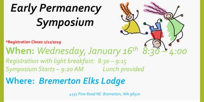 The Early Permanency Symposium