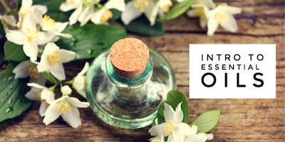 "Intro to Essential Oils - DOTERRA ""Make & Take"""