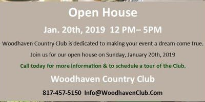 Woodhaven Country Club Open House