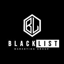 BLACK LIST MARKETING GROUP logo