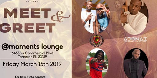 Miami, FL Celebrity Meet And Greet Events | Eventbrite