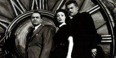 Vintage Film - The Stranger - Maryborough Library
