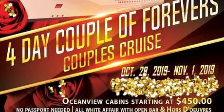 Couple Of Forevers Couples Cruise tickets