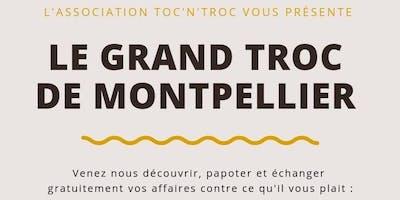 Le grand troc de Montpellier