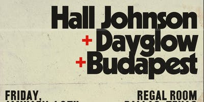 Hall Johnson • Dayglow • Budapest