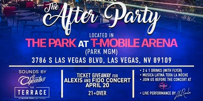 The AFTER PARTY After CALIBASH!