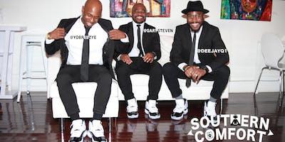 """SOUTHERN COMFORT:: A """"DOPE AF"""" DAYTIME DJ EXHIBITION"""