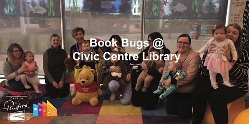 Book Bugs @ the Civic Centre Library