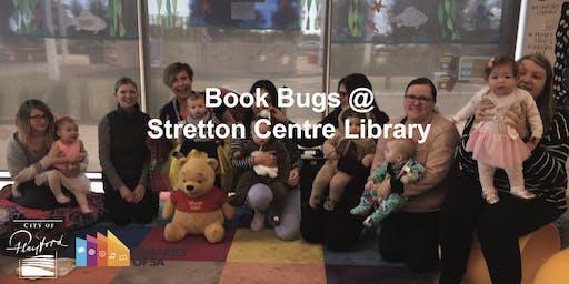 Book Bugs @ the Stretton Centre Library