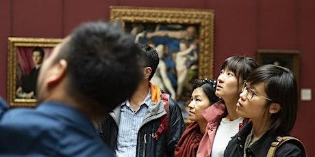 藝起逛國家美術館(National Gallery London)經典光影-中文導覽 tickets
