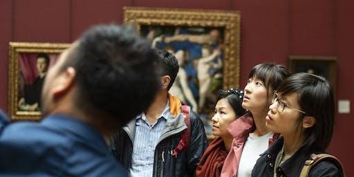 藝起逛國家美術館(National Gallery London)經典光影-中文導覽