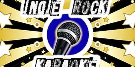 indie rock KARAOKE tickets
