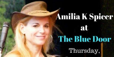 Renowned Americana Artist Amilia K Spicer Takes the Stage on 1/24/19!
