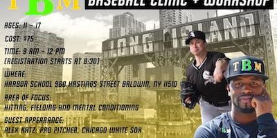 TBM Workshop (Long Island, NY) ft. CJ Beatty & White Sox Prospect Alex Katz