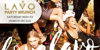 Lavo Brunch FREE GUEST LIST