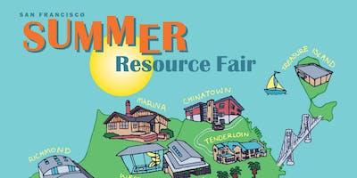 Pop-Up Summer Resource Fair at Treasure Island
