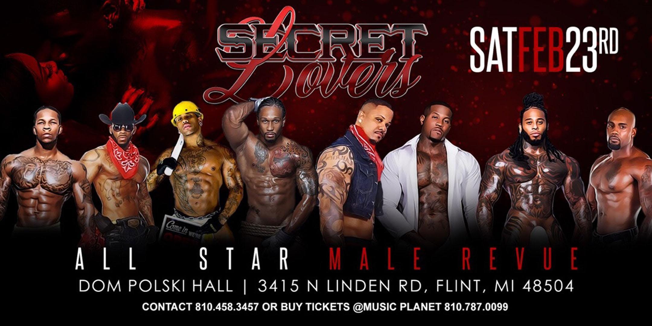 Secret Lovers Male Revue