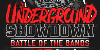 """Underground Showdown"" Battle of the Bands 2019"