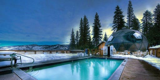 Reignite Your Bliss: Yoga & Hot Springs Retreat