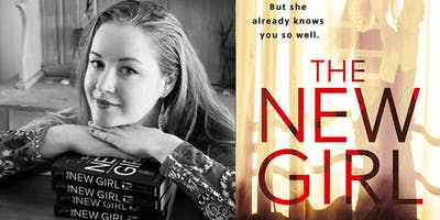 Author Talk: Ingrid Alexandra