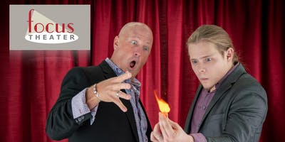 Brain Benders - Magic and Hypnosis Show