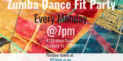 Dance Fitness Party