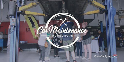 Car Maintenance Workshop - August 2019