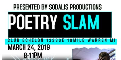 Poetry Grand Slam & Open Mic: Our Words Have Power
