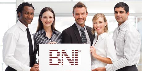 BNI Fusion - Lunch Referral Networking tickets