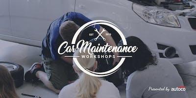 Car Maintenance Workshop - October 2019