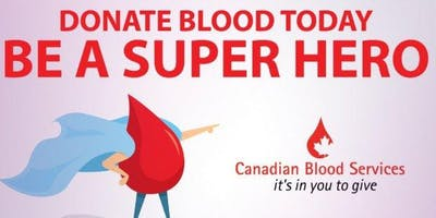 Canadian Blood Services – Donor Centre