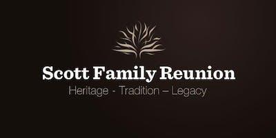Los & Ada Scott Family Reunion