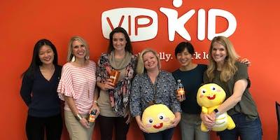 VIPKid Dallas Office Sneak Peek
