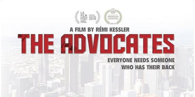 The Advocates screening and Q&A with Director Remi Kessler