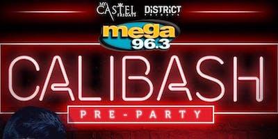 CaliBash Concert Preparty at District Fridays Inside Florentine Gardens 18+