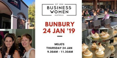 BUNBURY Business Women Australia Circle - Marketing Tips for 2019